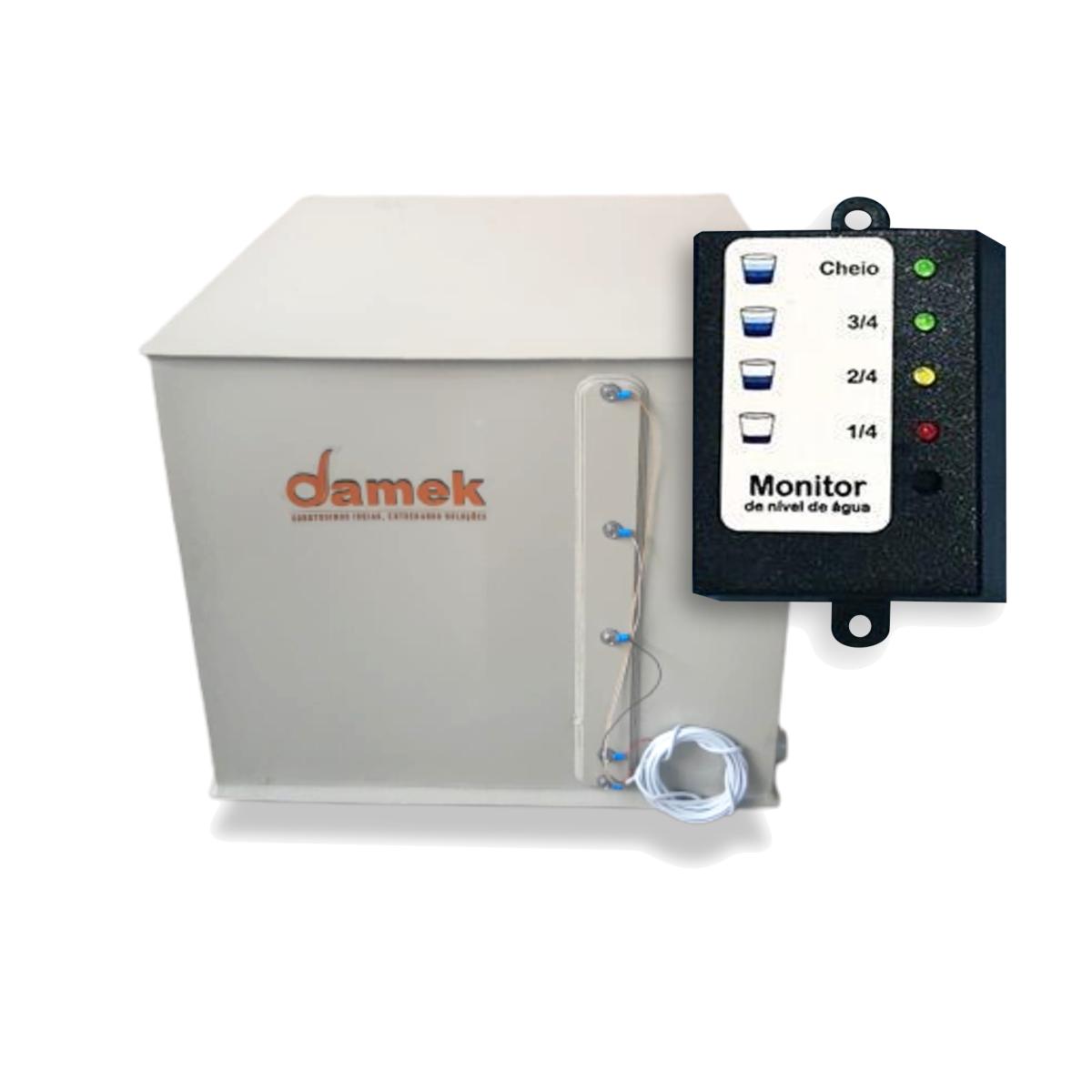 Kit Sensor de Nível Eletrônico Para Caixa Motor Home