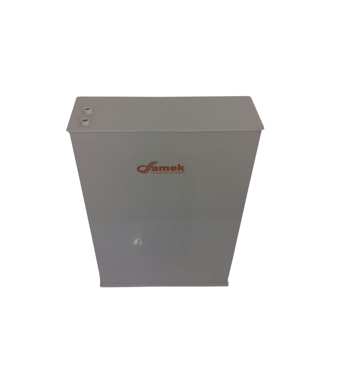 - Reservatório Água Motor Home Retangular Vertical 400 L