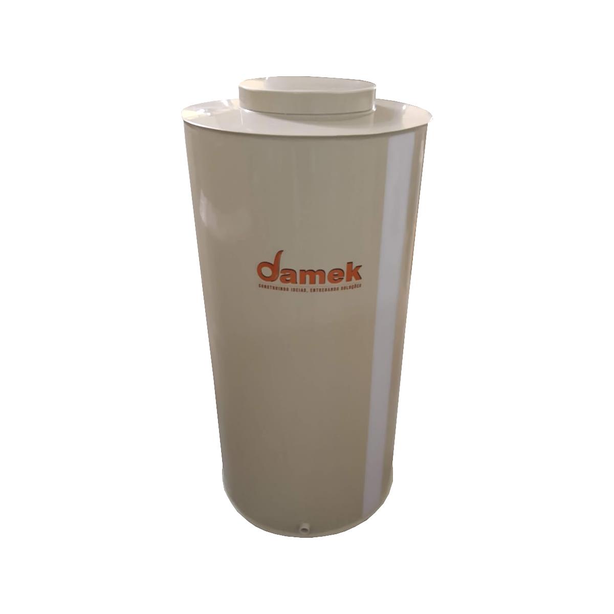- Reservatório Plástico 100 L / Atóxico / Sem Visor Nível