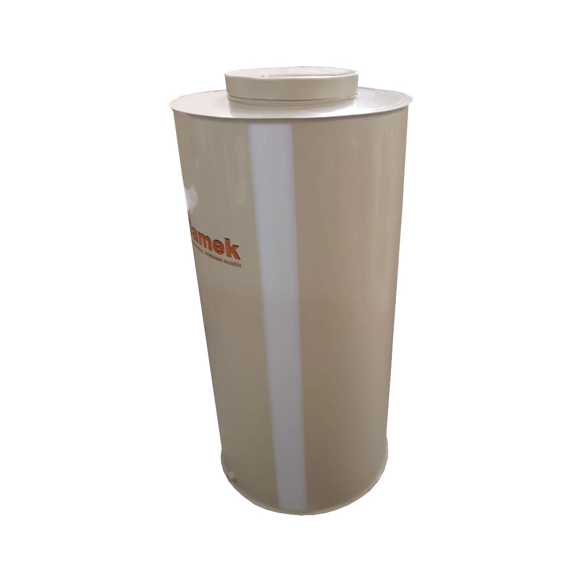 - Reservatório Plástico 120 L / Atóxico / Sem Visor Nível