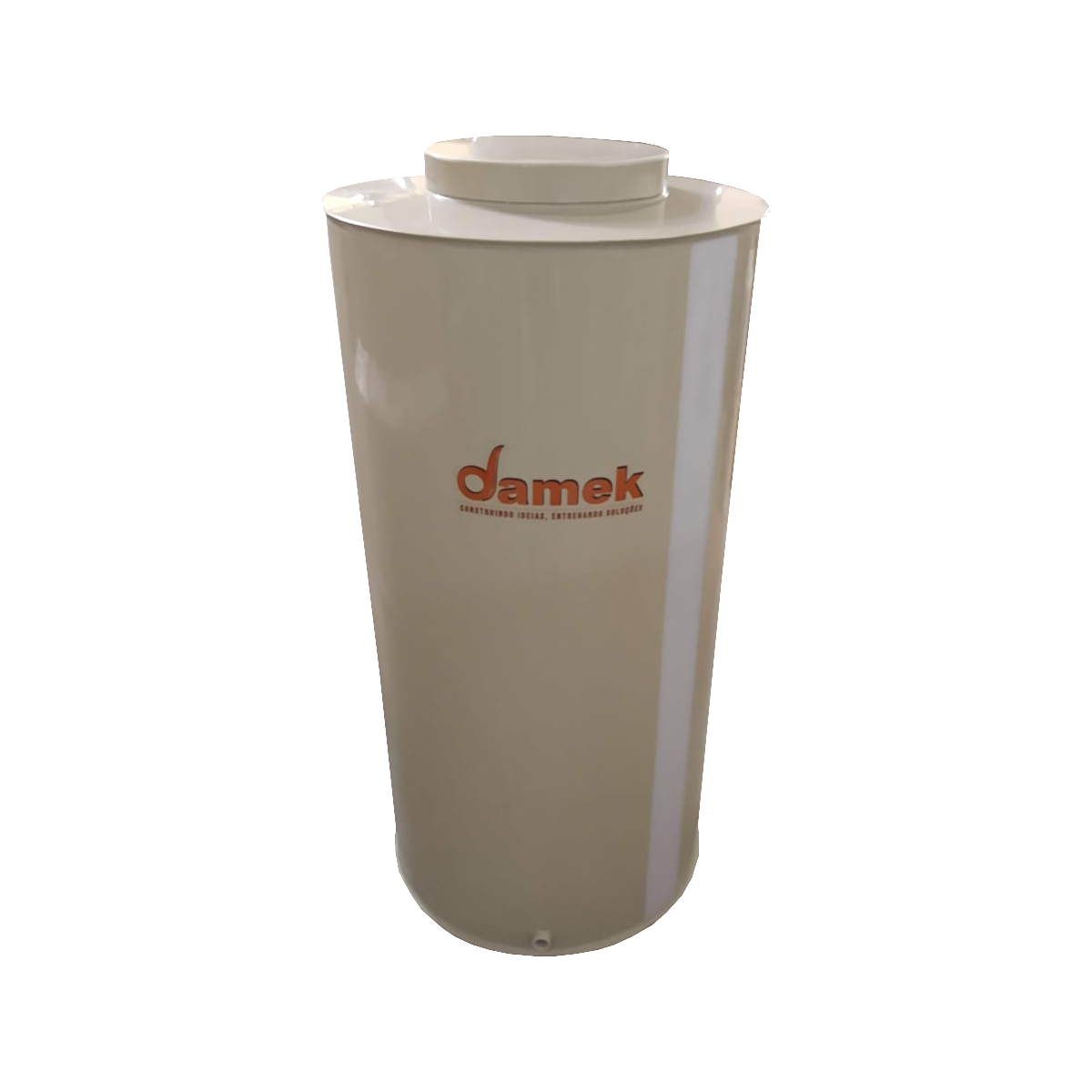 - Reservatório Plástico 250 L / Atóxico / Sem Visor Nível