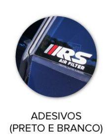 Adesivos RS FILTROS (2 und)