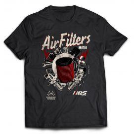Camiseta RS Filtros Velas