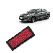 Filtro De Ar Alta Performance CITROEN C4 LOUNGE 1.6 16V TURBO 2014 >