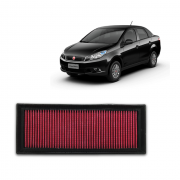 Filtro De Ar Alta Performance FIAT Grand Siena 1.4 Flex 2012>