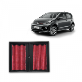Filtro De Ar Esportivo Inbox VW UP TSI 1.0 Turbo