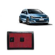 Filtro De Ar Alta Performance  VW GOLF 1.4 TSI , ANO 2013 diante.