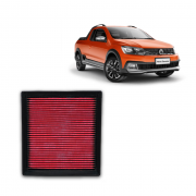 Filtro De Ar Alta Performance  VW Saveiro Cross 1.6 MSI 2015->