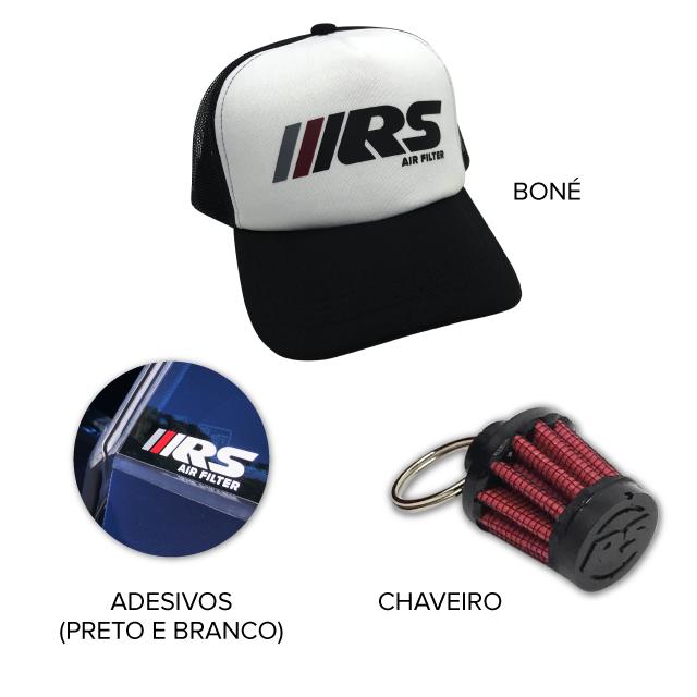 Boné + Chaveiro RS
