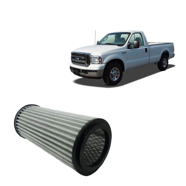Filtro De Ar Alta Performance FORD F250 3.9 2007 a 2012