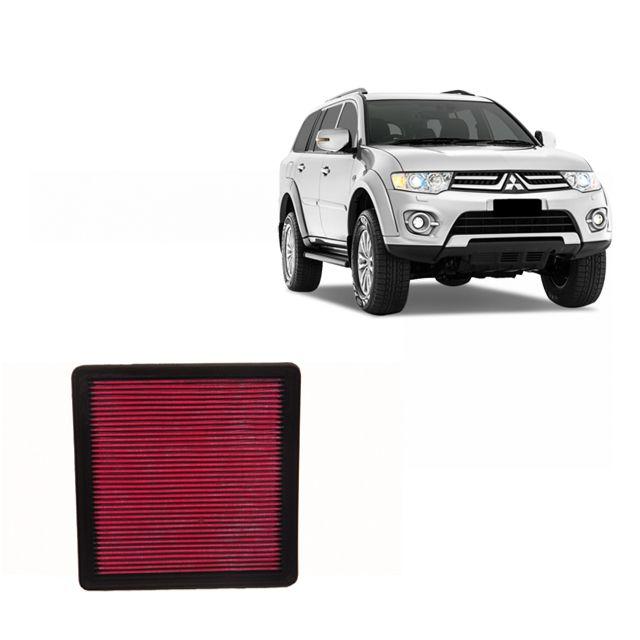 Filtro De Ar Alta Performance Mitsubishi PAJERO DAKAR 3.2 2012 a 2018