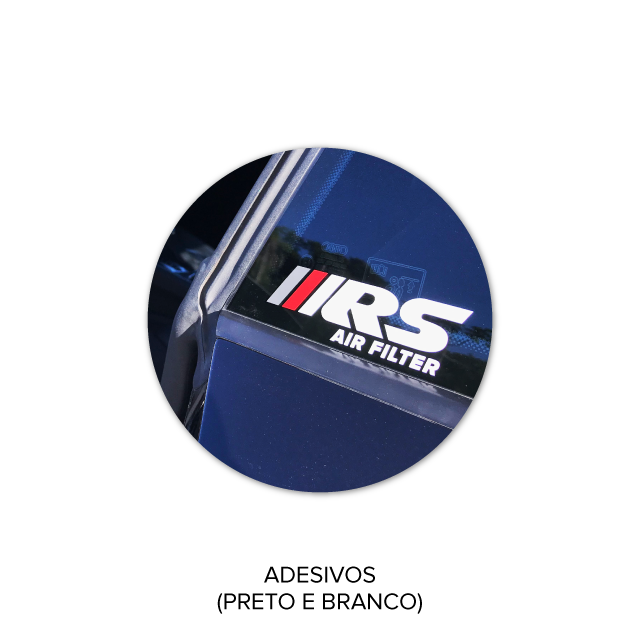 Filtro De Ar Esportivo para Intake K&N Camaro V8 2010 em diante