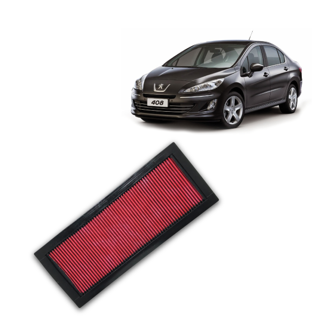 Filtro De Ar Alta Performance PEUGEOT 508 1.6 16V TURBO 2012>
