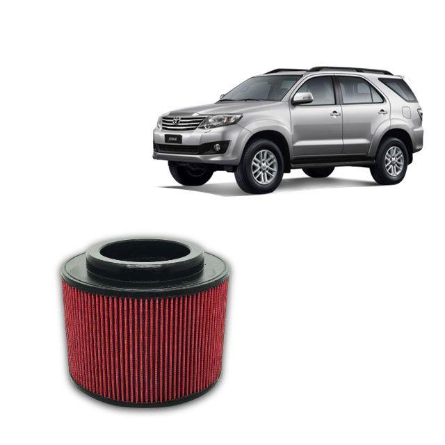 Filtro De Ar Alta Performance Toyota Hilux  SW4 2.5/2.7/3.0 2005 a 2015