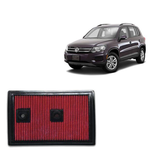 Filtro De Ar Esportivo Inbox VW TIGUAN 1.4 TSI Ano 2016 em diante.