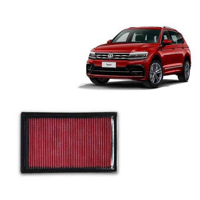 Filtro De Ar Alta Performance  VW TIGUAN 2.0 TSI 2018 em diante