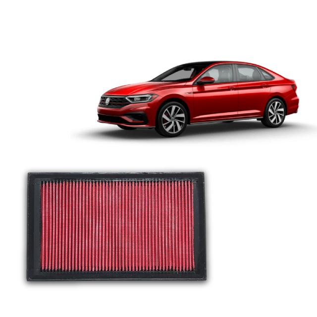 Filtro De Ar Esportivo Inbox VW JETTA GLI 2.0 2019 em diante