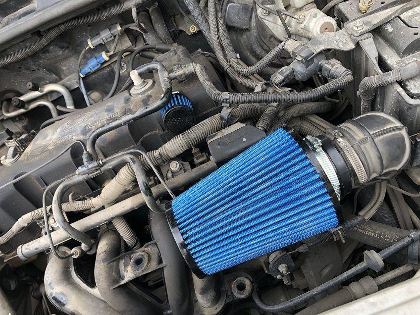 Kit Filtro Cônico para FORD Ka e Fiesta 1.0 Zetec Rocam 2009 até 2013