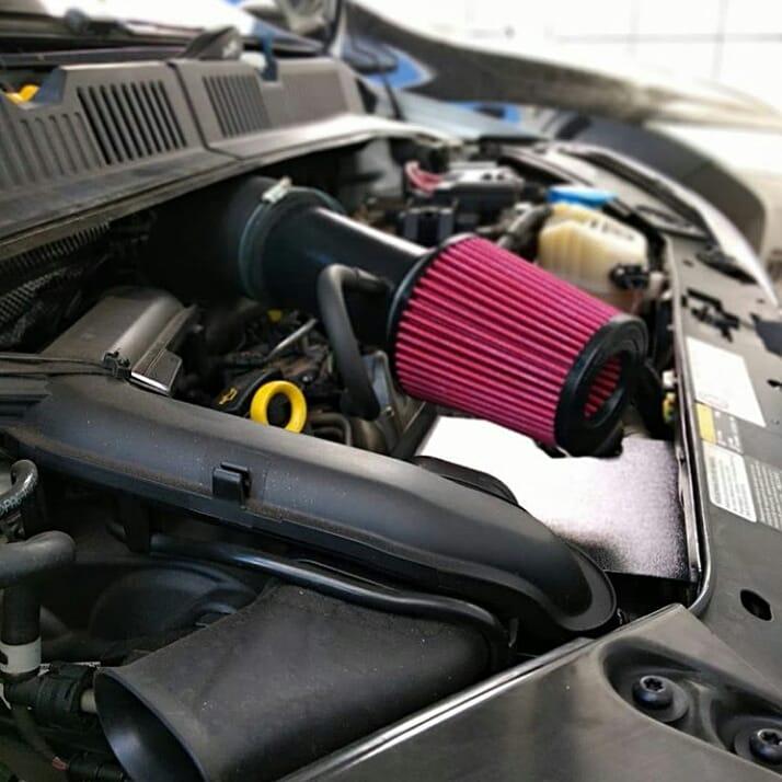 Kit Intake VW UP TSI 1.0