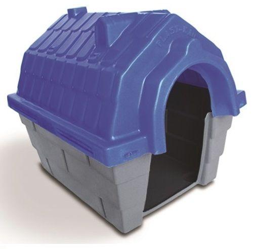 Casinha Cachorro Plástica nº 05 Azul