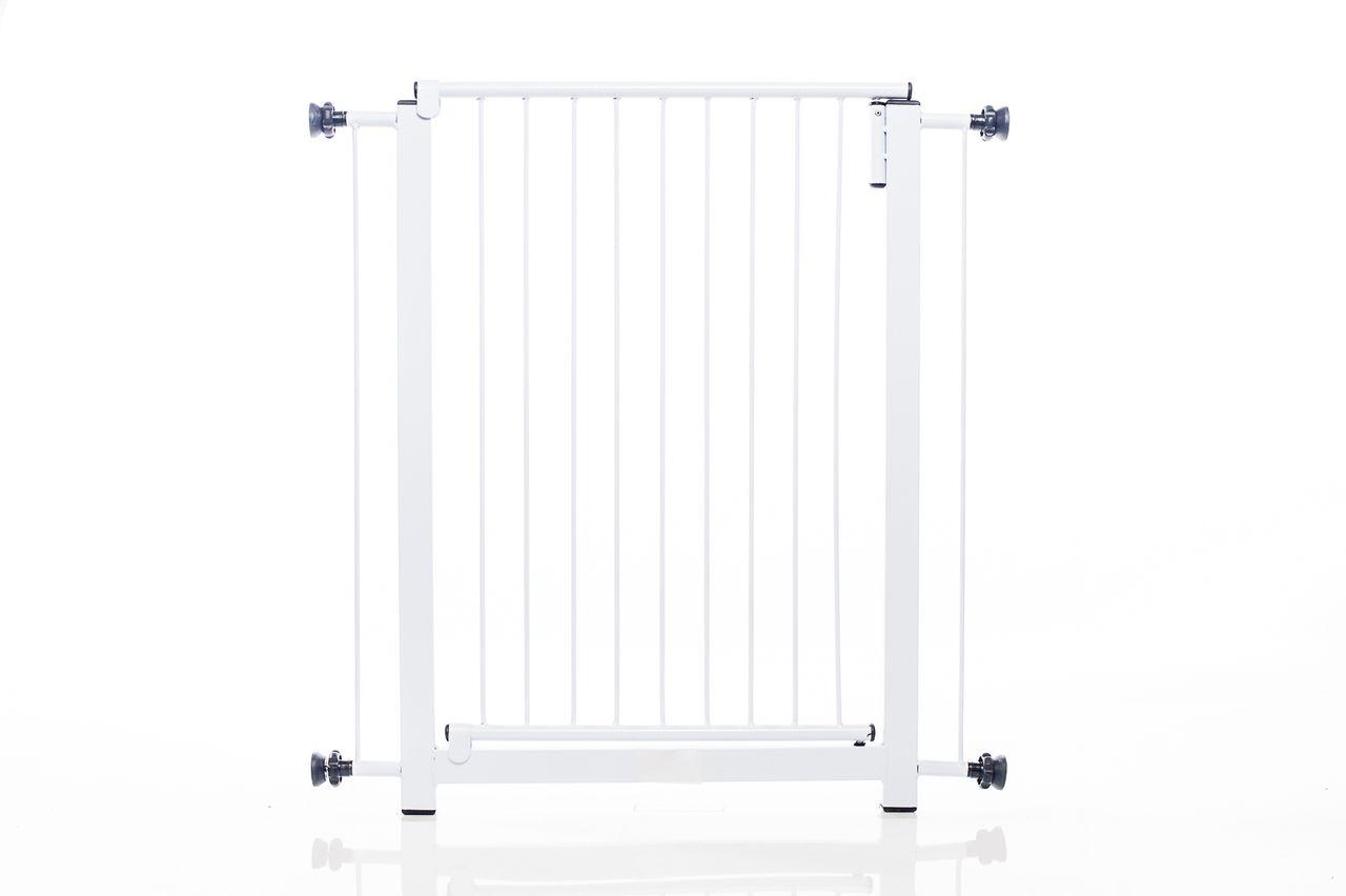 Portão Grade Pet 80cm Branco