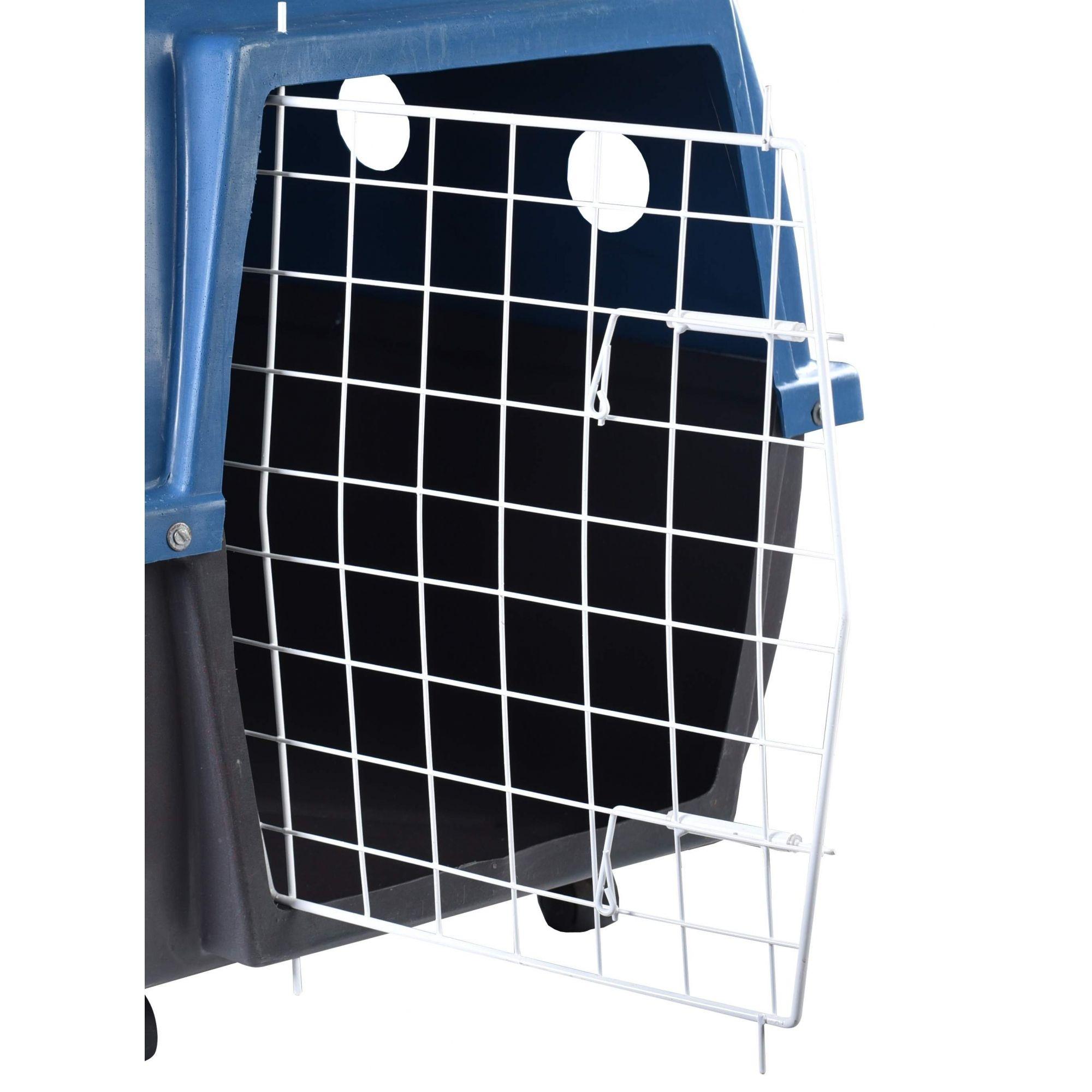 Transporte Pet Plástico nº 01 Azul