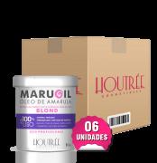 Maruoil Liss Blond 1Kg - Caixa com 6 unidades