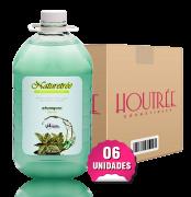 Shampoo Menta 5lts - Caixa com 6 unidades