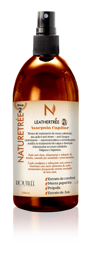Naturetrée - Leathertree Step 2