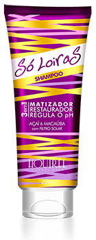 Shampoo Matizador - Só Loiras