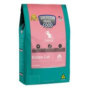 American Animal Food LineAge Gatos Kitten Salmão
