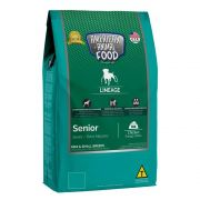 American Animal Food LineAge Senior Mini Frango