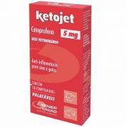 Anti-Inflamatório Ketojet 5mg Agener União