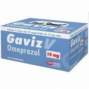 Antiácido Gaviz V 10mg Agener União 10 Comprimidos