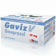 Antiácido Gaviz V 20mg Agener União 10 Comprimidos