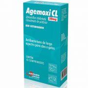 Antibiótico Agemoxi CL Agener União 50Mg