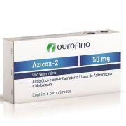 Antibiótico Azicox 2 Ouro Fino 50mg