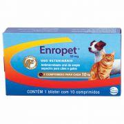 Antibiótico Enropet 50mg