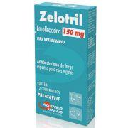 Antibiótico Zelotril Agener União 150mg