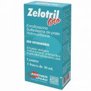 Antibiótico Zelotril Oto Agener União