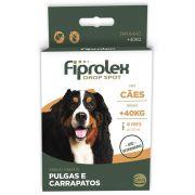 Antiparasitário Fiprolex Drop Spot Cães acima de 40kg