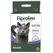 Antiparasitário Fiprolex Drop Spot Gatos