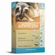 Antipulgas Advocate Cães de 4 a 10kg