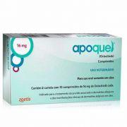 Apoquel Dermatólogico Zoetis 16mg 20 Comprimidos