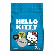 Areia Higiênica Hello Kitty Classica 2kg