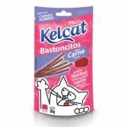 Bastoncitos Kelcat Carne 30G