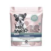 Biscoito Baby Snacks Cães Filhotes 120g