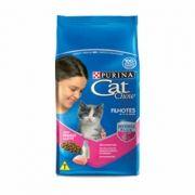 Cat Chow Filhotes Frango & Leite
