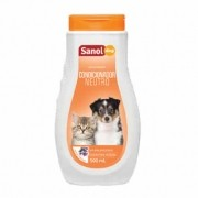 Condicionador Neutro Sanol Dog 500ml