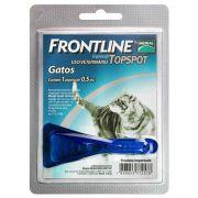 Frontline Gatos Top Spot